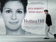 """Notting Hill"": Der Film mit Julia Roberts und Hugh Grant in den Hauptrollen kam 1999 in die Kinos. (Quelle: imago images/United Archives )"
