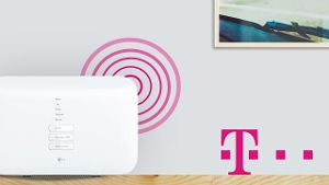 """Highspeed mit Hightech:  Mit MagentaZuhause surfen!"""