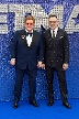 Elton John und David Furnish (Quelle: imago)