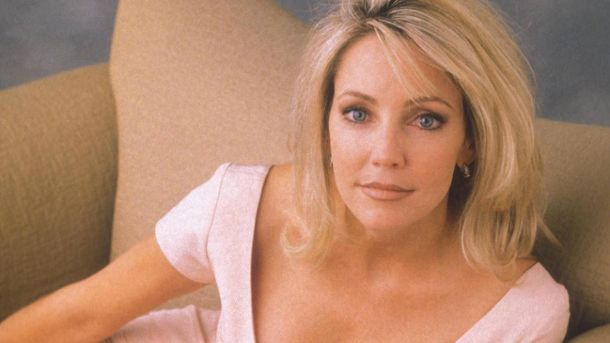 Heather Locklear: Sie spielte Amanda Woodward.  (Quelle: imago images)