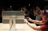 Apple Event (Quelle: AP/dpa/Jeff Chiu)