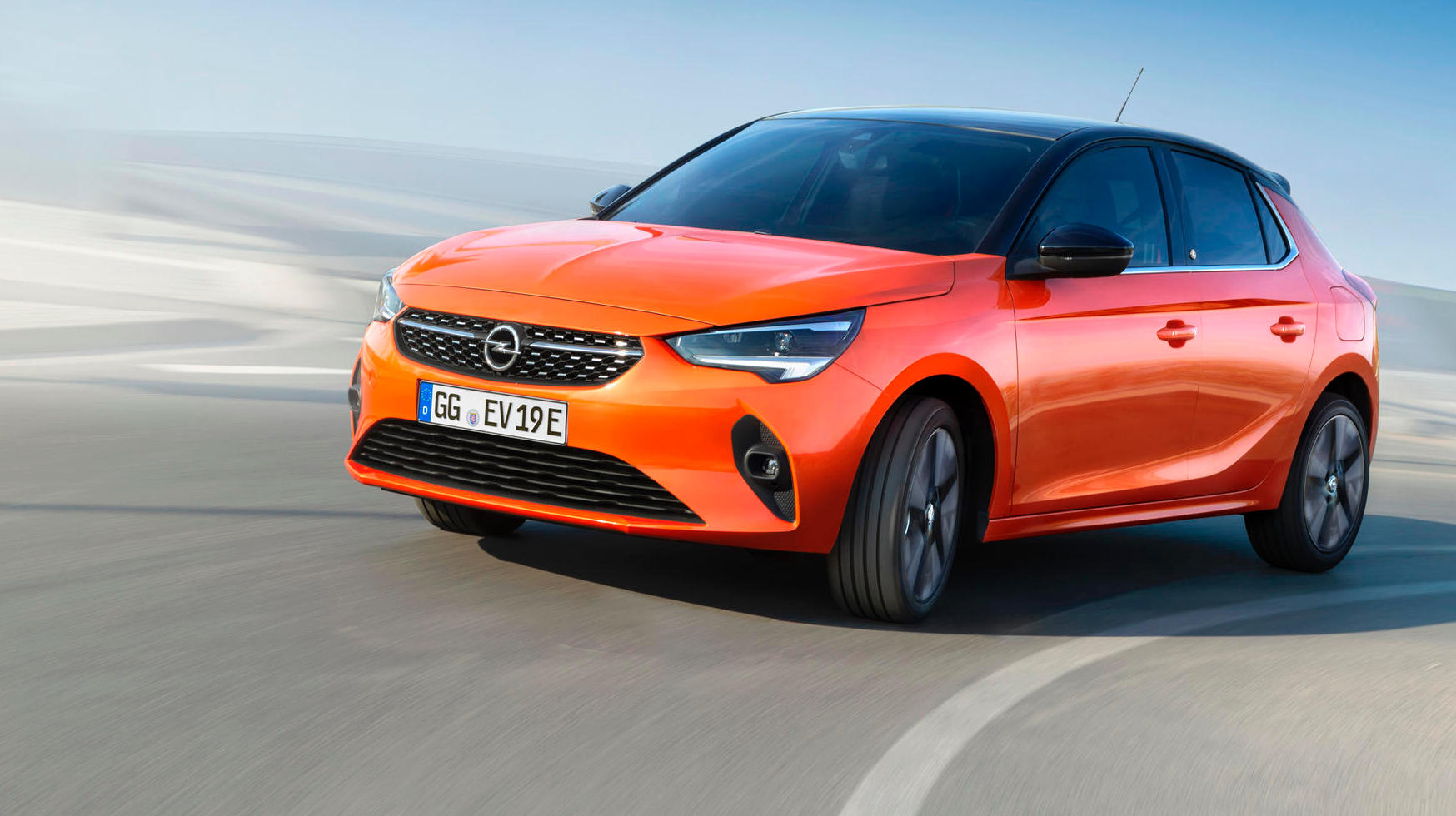 2020 Opel Corsa Pictures