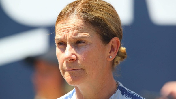 In the office since 2014: Jill Ellis. (Source: imago images / Icon SMI)