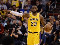 Platz 8: LeBron James (Basketball/Los Angeles Lakers/USA) – 89 Mio. US-Dollar. (Quelle: imago images/ZUMA Press)