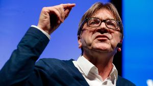 Guy Verhofstadt (Archivbild)