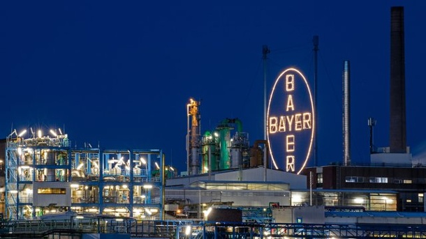 Nach Klagewelle: Bayer will Milliarden in Glyphosat-Alternativen investieren. Das Bayer Werk Leverkusen