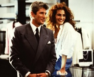 "1990 in ""Pretty Woman"" mit Richard Gere (Quelle: imago images/United Archives)"