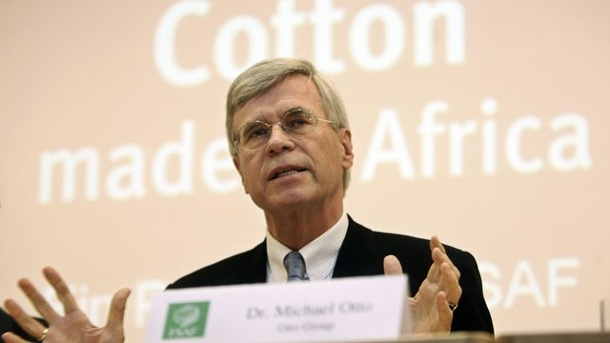 """Cotton made in Africa"": Boom für nachhaltige Baumwolle. Initiative ""Cotton made in Africa"""