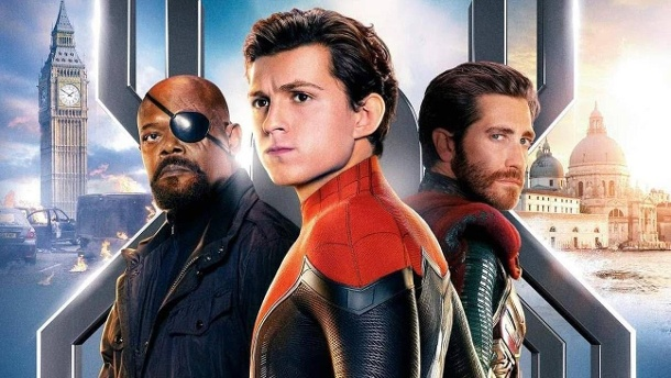 "Superhelden-Film holt ersten Rekord an den Kinokassen. ""Spider-Man: Far From Home"": Der Film läuft seit dem 4. Juli auch in Deutschland.  (Quelle: imago images / Prod.DB)"
