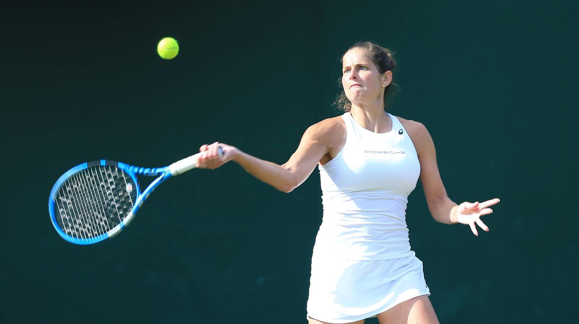 Julia Gorges Wants To Go To The Last 16 Against Serena Williams