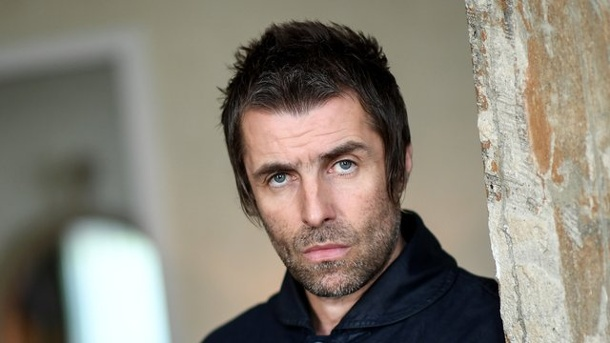 Ex-Oasis-Sänger: Liam Gallagher lästert über Boris Johnson. Klare Worte: Liam Gallagher beim dpa-Interview in Berlin.