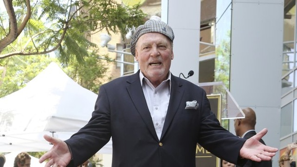 Walk of Fame: TV-Star Stacy Keach mit Hollywood-Stern geehrt. Stacy Keach - der 2668.