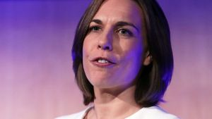 Claire Williams ist die stellvertretende Teamchefin des Formel-1-Rennstalls Williams.