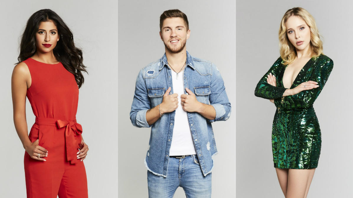 Celebrity Big Brother 2019 The First Are Announced Candidates