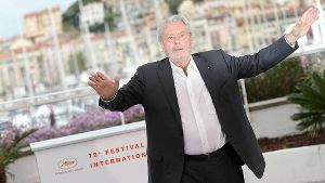 Alain Delon 72th Film Festival of Cannes Photocall of Alain Delon for Golden Palm of Honor Pictur