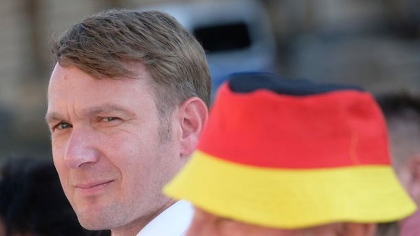 Poggenburg will ohne ADPM in Leipzig demonstrieren. André Poggenburg