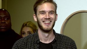 PewDiePie: Der YouTube-Star aus Schweden hat 100 Millionen Follower.