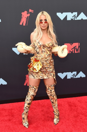 Tana Mongeau (Quelle: Jamie McCarthy/Getty Images for MTV)