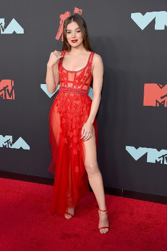 Hailee Steinfeld (Quelle: Jamie McCarthy/Getty Images for MTV)