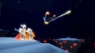 """Sky: Children of the Light"" spielt mit Licht, Schatten und Klang. (Quelle: dpa/ThatGameCompany)"
