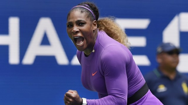 US Open: Williams siegt am Geburtstag ihrer Tochter - Federer mühelos. Serena Williams will in New York ihren 24.
