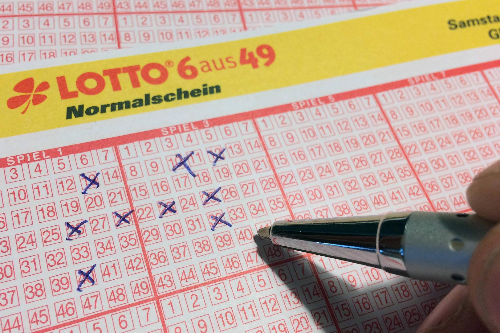 T Online Lotto