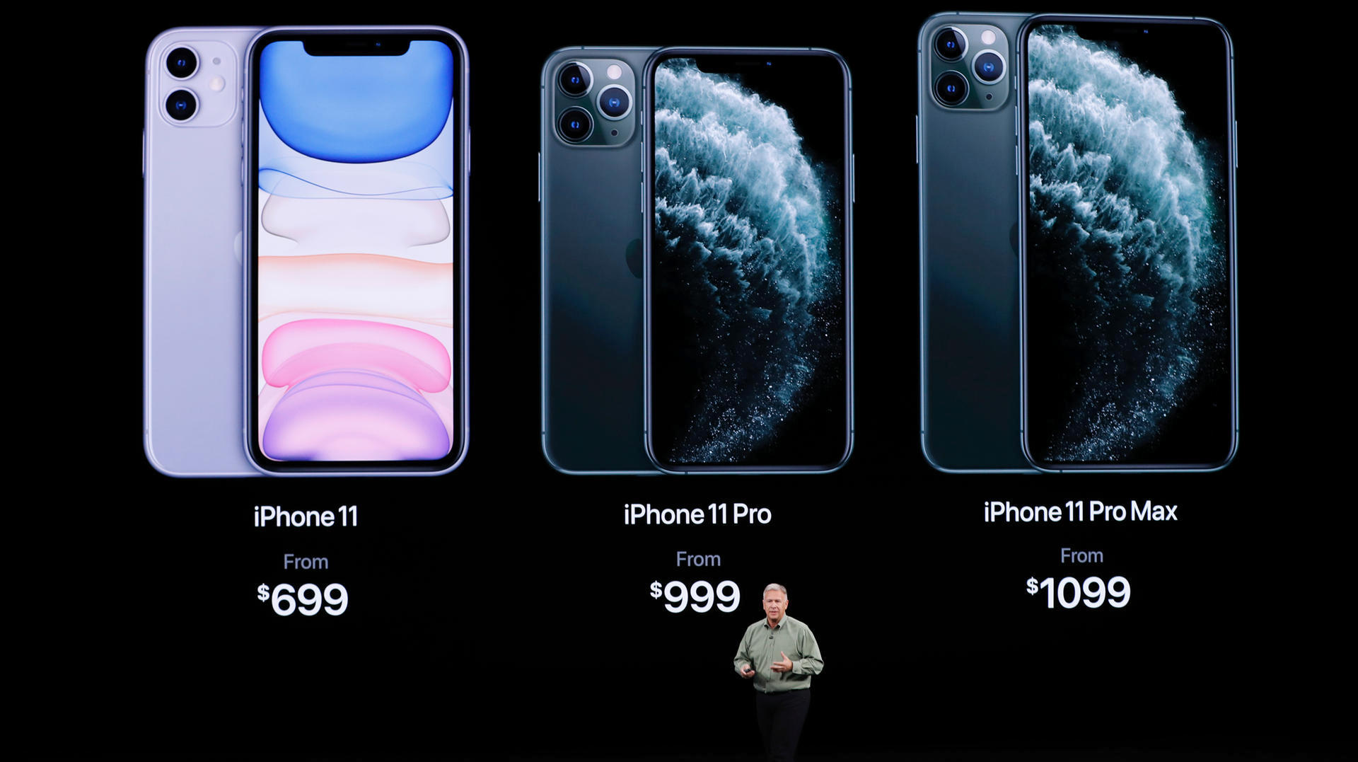 apple keynote 2019 iphone 11 auf diese neuigkeiten. Black Bedroom Furniture Sets. Home Design Ideas