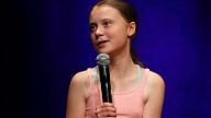 Greta Thunberg in Washington: Die Klimaaktivistin wurde von Amnesty International geehrt. (Quelle: AP/dpa/Jacquelyn Martin)