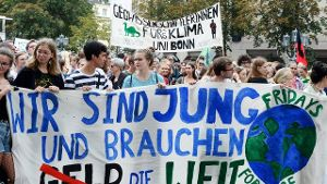 Fridays for Future-Demo in Bonn
