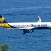 Thomas Cook: Der Reisekonzern steckt in einer schweren Krise. (Quelle: imago images/Aviation-Stock)