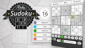 Daily Sudoku 2 (Coolgames)