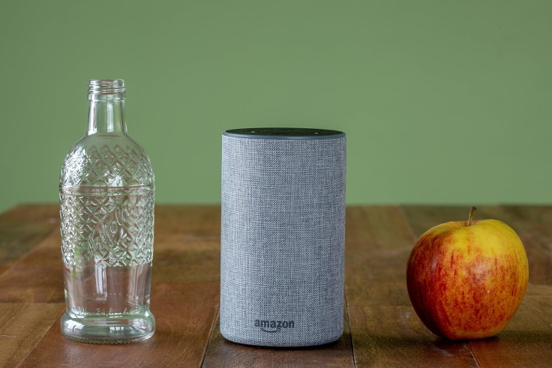 Amazon Echo (Quelle: imago images)