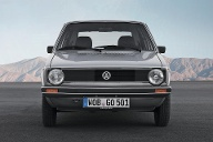Volkswagen Golf - first Generation (Quelle: Hersteller/Volkswagen AG)