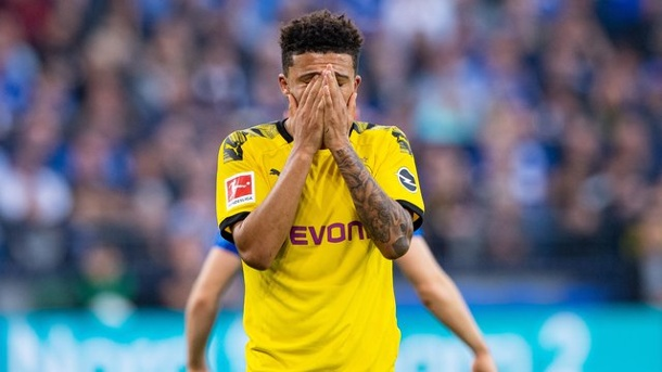 "Begehrter Nationalspieler - ""Mirror"": Manchester United will BVB-Youngster Sancho. Steht offenbar in seiner englischen Heimat hoch im Kurs: BVB-Youngster Jadon Sancho."