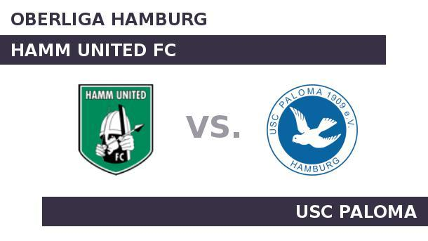 Hamm United FC gegen USC Paloma: Hamm United will Reaktion zeigen. Hamm United will Reaktion zeigen (Quelle: Sportplatz Media)
