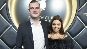 "Cooper Hefner: Sohn von Playboy-Gründer Hugh heiratet ""Harry Potter""-Star"