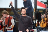 2013: Adam Levine (Quelle: imago images / APress)