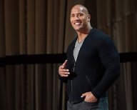 "2016: Dwayne ""The Rock"" Johnson  (Quelle: imago images / ZUMA Press)"