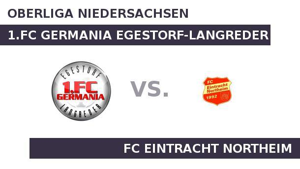 1.FC Germania Egestorf-Langreder gegen FC Eintracht Northeim: Eintracht Northeim in der Bredouille. Eintracht Northeim in der Bredouille (Quelle: Sportplatz Media)