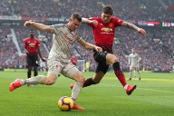 24.02.2019: Manchester United 0:0 FC Liverpool (27. Spieltag 18/19) (Quelle: imago images/PA Images)