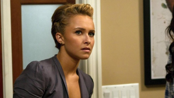 """Scream 4"": So sah Hayden Panettiere in dem Film von 2011 aus.  (Quelle: imago images / Prod.DB)"