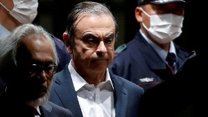 Ex-Renault-Chef Carlos Ghosn flieht per Privatjet aus Japan in den Libanon