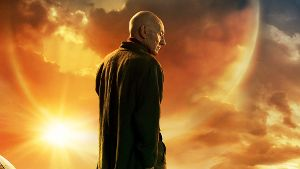 'Star Trek': Captain Picard kehrt in der Amazon-Serie 'Star Trek: Picard' zurück.