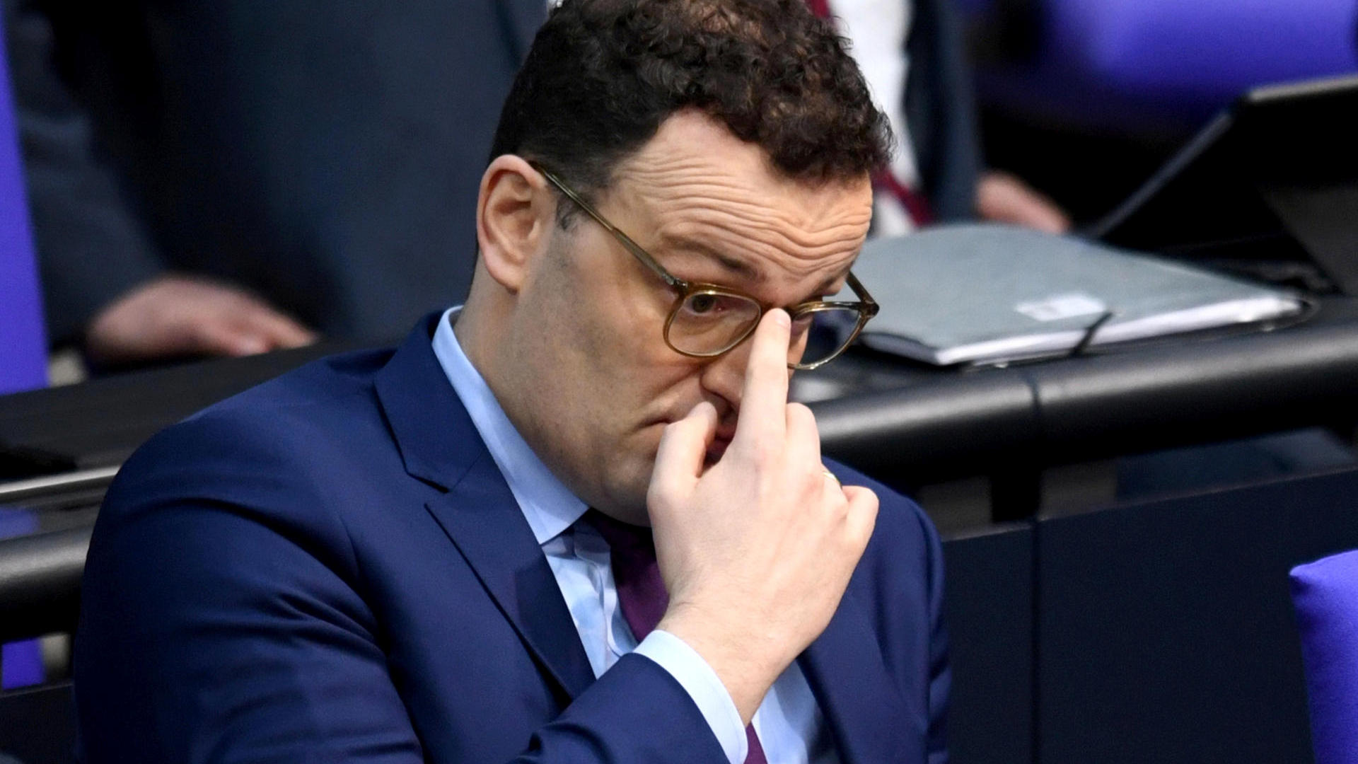 Setback For Jens Spahn Consent Solution Decided World Today News