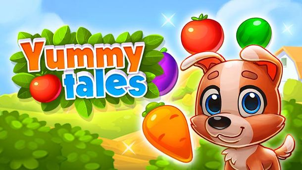 Yummy Tales (Quelle: Softgames)