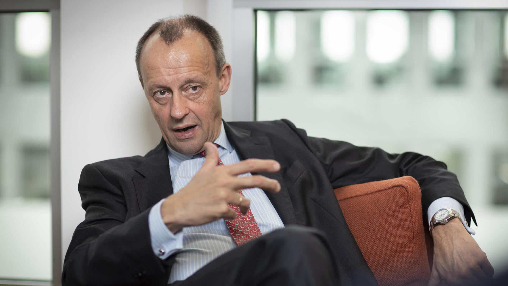 Is Friedrich Merz Returning To The Bundestag Whirlwind Of Statements World Today News
