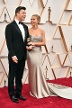 Colin Jost und Scarlett Johansson  (Quelle: Getty Images)