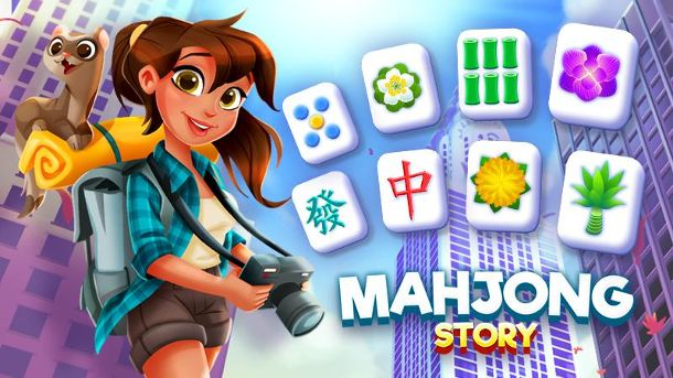 Softgames: Mahjong Story (Quelle: Softgames)