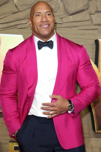 2016: Dwayne Johnson (64 Millionen US-Dollar) (Quelle: imago images)