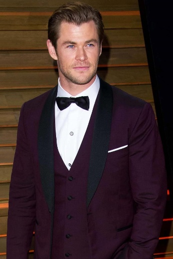2014: Chris Hemsworth (Quelle: imago images)